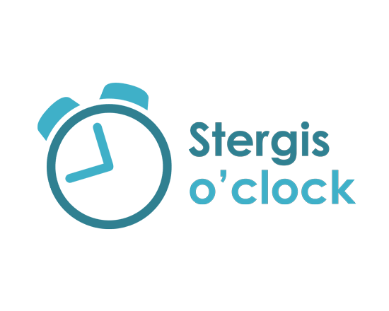 stergis o'clock logo