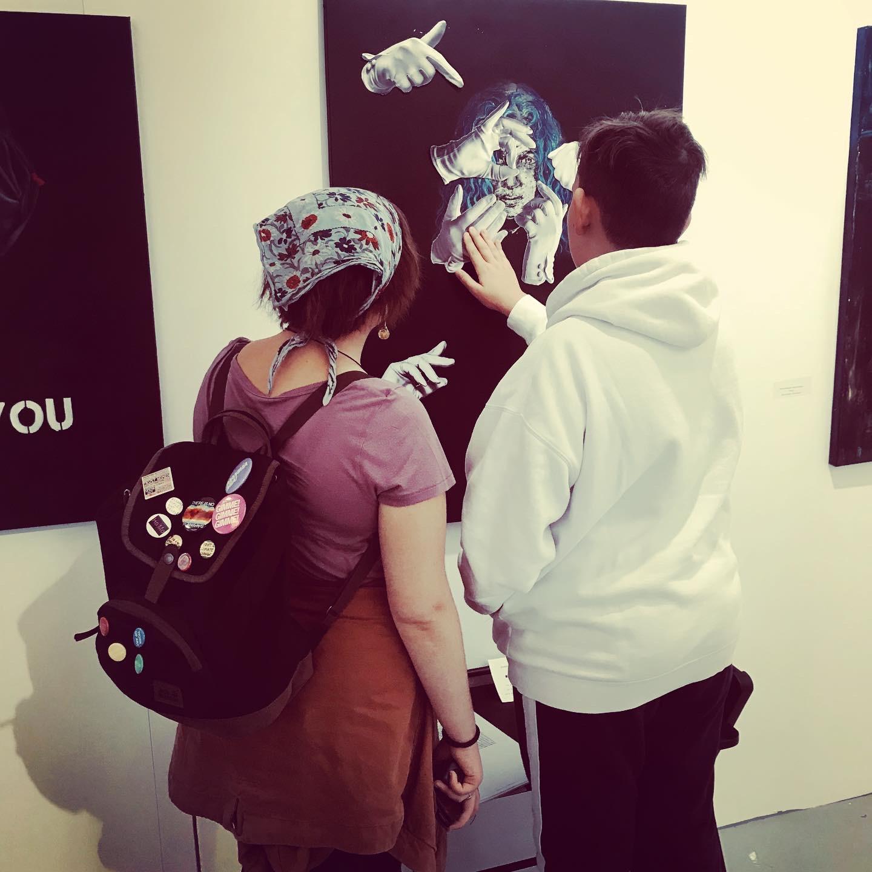 Συμπεριληψη των ΑμεΜΕΑ στην Τεχνη και το κοινωνικο γιγνεσθαι